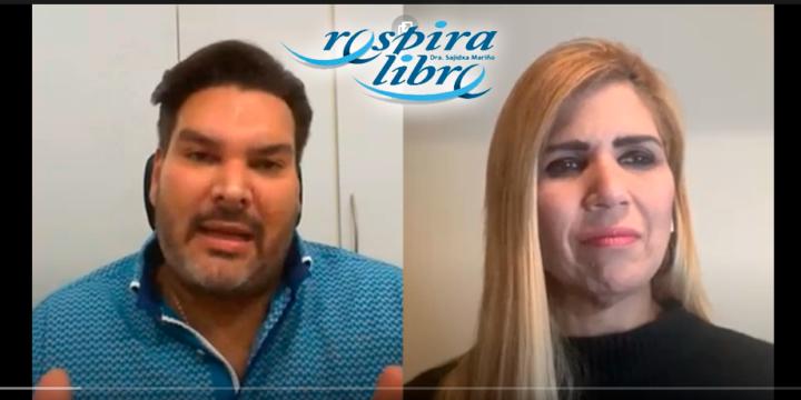 Entrevistas con Respira Libre | Dr Andrés Eloy Soto Montenegro | Cirugía Plástica en Covid19
